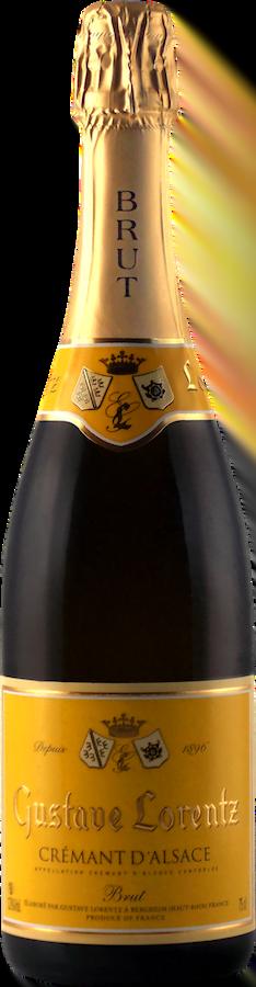 Lorentz Crémant d'Alsace Brut