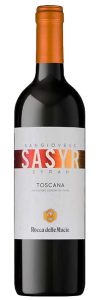 Rocca delle Macìe Sasyr Sangiovese - Syrah Toscana