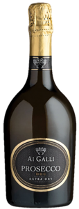 Ai Galli Prosecco brut dry DOC Casa del Vino Amsterdam