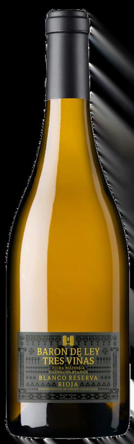 Baron de Ley 3 vinas Reserva