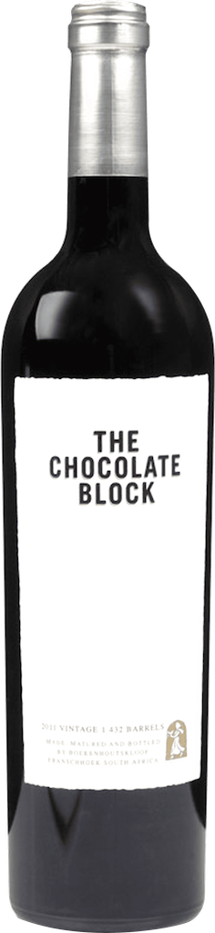 Boekenhoutskloof The Chocolat Block