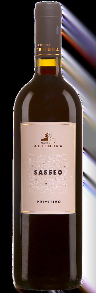 Masseria Altemura Sasseo Primitivo Salento