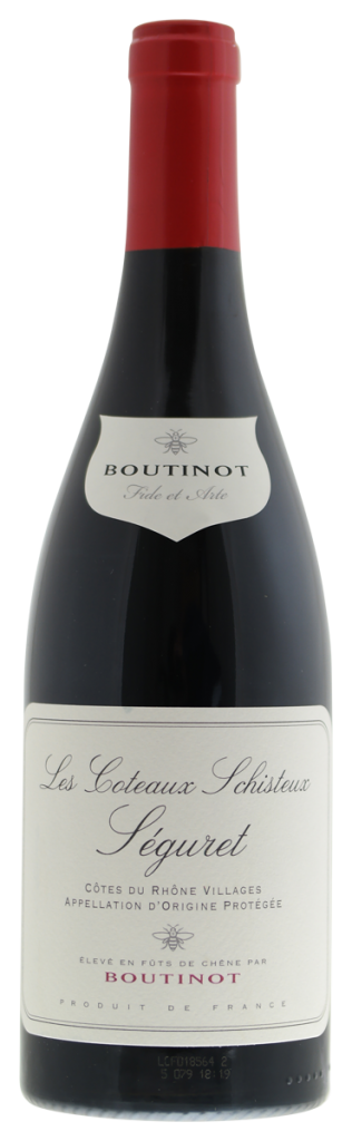 Boutinot Les Coteaux Schisteux Seguret