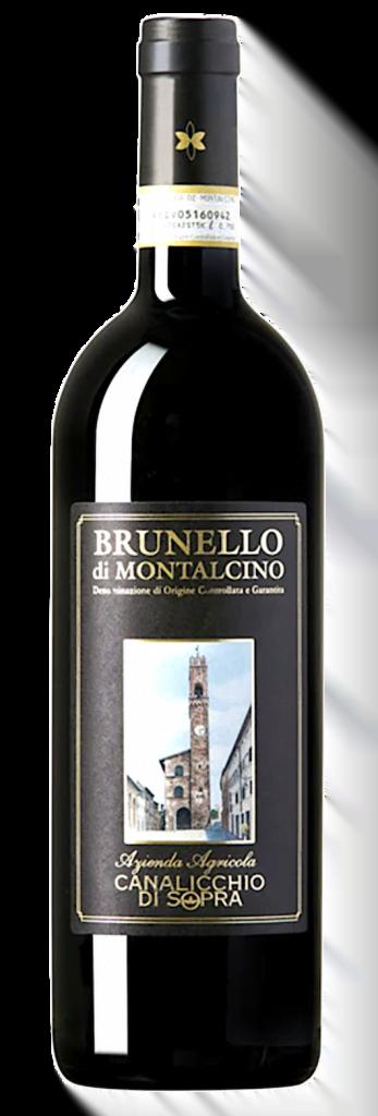 Canalicchio di Sopra Brunello di Montalcino