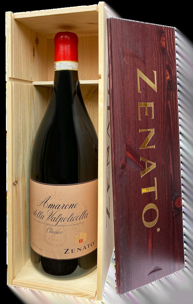 Zenato Amarone della Valpolicella in wooden case 1024 px