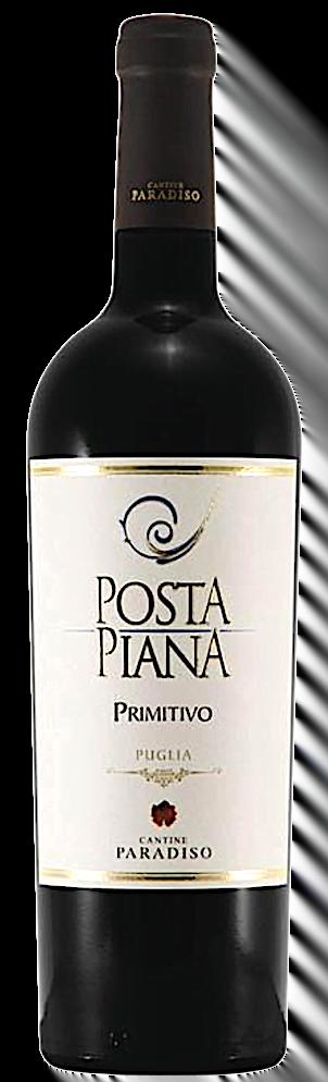 Cantine Paradiso Posta Piana Primitivo Puglia IGT