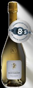 Champagne Moutardier Pure Meunier Brut Nature