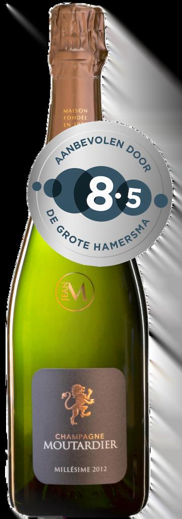 Jean Moutardier Millésimé Brut Champagne